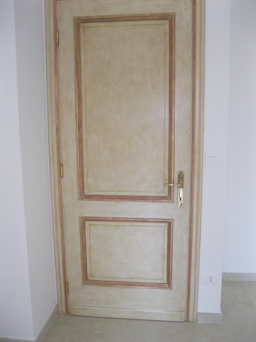 Porte dipinte – falegnameriacococcia